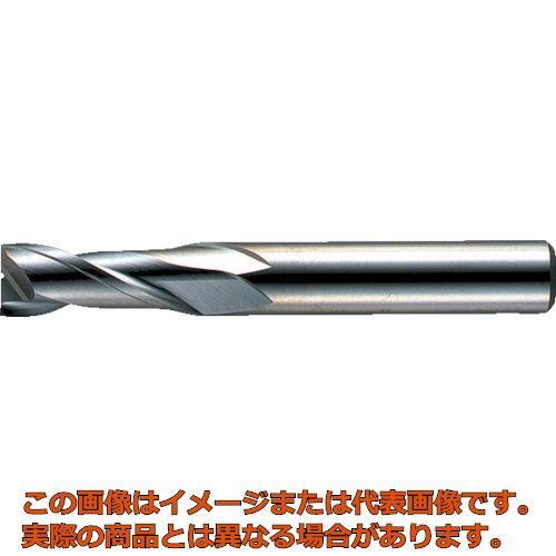 三菱K 2枚刃汎用エンドミル(Mタイプ) 2MSD4000