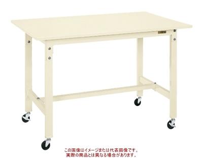 サカエ 軽量作業台CKタイプ(移動式) CK-126SRI【代引不可・配送時間指定不可・個人宅不可】