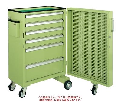 キャビネットワゴンスイングドア付 CW-SD1N【配送日時指定不可・個人宅不可】