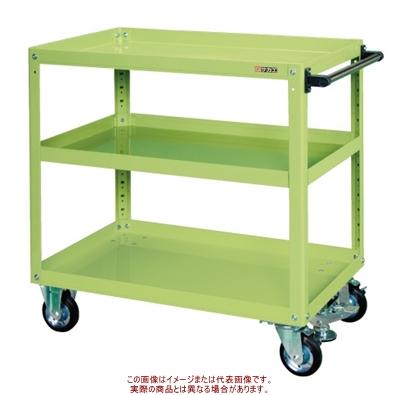 スーパーワゴン(フロアストッパー付) EGR-600F【配送日時指定不可・個人宅不可】