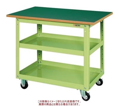 【中古】 スーパーワゴン(天板付) EKR−207T【配送日時指定・個人宅】:工具箱 店-DIY・工具