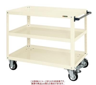 スーパーワゴン(フロアストッパー付) EGR-600FI【配送日時指定不可・個人宅不可】