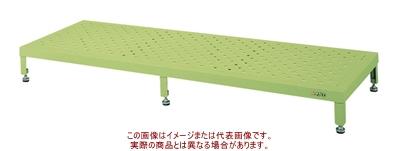 サカエ 足踏台(高床用) JA-1860N【代引不可・配送時間指定不可・個人宅不可】