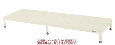 サカエ 足踏台(高床用) JA-1860NI【代引不可・配送時間指定不可・個人宅不可】