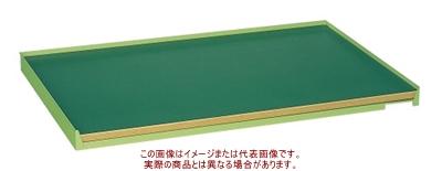 サカエ ミニ工具室(横ケント式) オプションコボレ止め天板 K-K100T【代引不可・配送時間指定不可・個人宅不可】