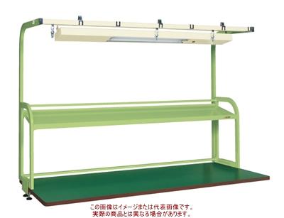 作業台用計測器架台 KFP-180【配送日時指定不可・個人宅不可】