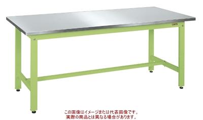 軽量作業台KKタイプ(ステンレス天板仕様) KK-189SU3N【配送日時指定不可・個人宅不可】