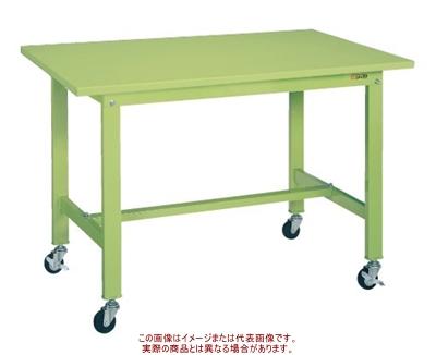 サカエ 軽量作業台KKタイプ(移動式) KK-38SB1【代引不可・配送時間指定不可・個人宅不可】