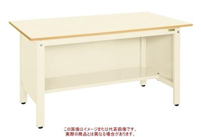 軽量作業台KKタイプ(三方パネル付) KK-49PPI【配送日時指定不可・個人宅不可】