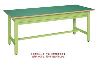 軽量作業台KSタイプ(全面引出し付) KS-189FZ【配送日時指定不可・個人宅不可】