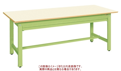軽量作業台KKタイプ(全面引出し付) KK-39NZIG【配送日時指定不可・個人宅不可】