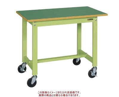 KS-097FR【配送日時指定不可・個人宅不可】 軽量作業台KSタイプ(移動式)