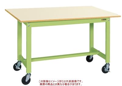 軽量作業台KSタイプ(移動式) KS-187PRIG【配送日時指定不可・個人宅不可】