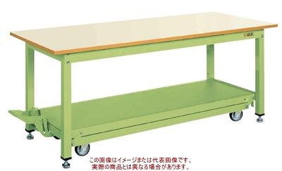 ペダル昇降移動式作業台KTタイプ KT-187IG【配送日時指定不可・個人宅不可】