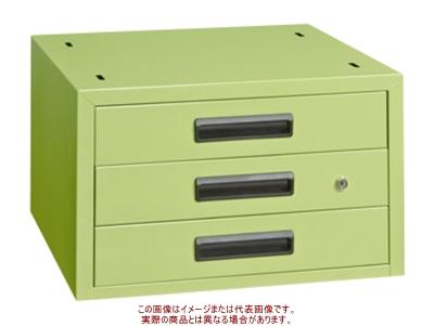 大型作業台用オプションキャビネット NKL-33D【配送日時指定不可・個人宅不可】