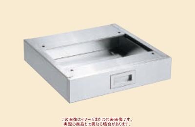ステンレス作業台(重量タイプ)オプションキャビネット NKL4-10SUWB【配送日時指定不可・個人宅不可】