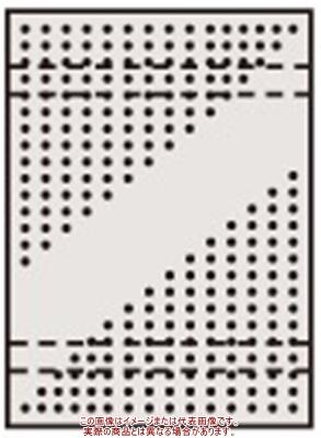 ステンレスパンチングウォールシステム 壁取付型 PO-601LSU【配送日時指定不可・個人宅不可】