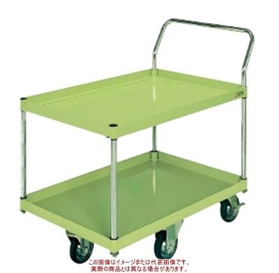 特価商品  パール台車(五輪車仕様・2段) PQ−G2CA【配送日時指定・個人宅】:工具箱 店-DIY・工具