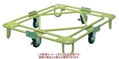 サカエ 自在移動回転台車(中量型) RB-1G【代引不可・配送時間指定不可・個人宅不可】
