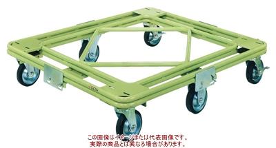 自在移動回転台車(超重量型) RH-2G【配送日時指定不可・個人宅不可】