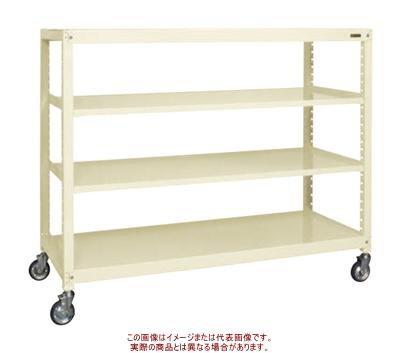楽天 キャスターラックRK型 RKCN−8654I【・配送時間指定・個人宅】:工具箱 店 サカエ-DIY・工具