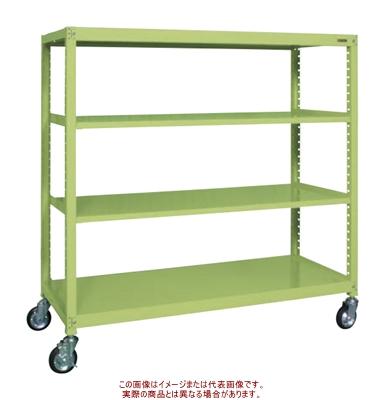 50%OFF サカエ キャスターラックRK型 RKCN−8684【・配送時間指定・個人宅】:工具箱 店-DIY・工具