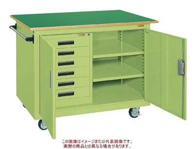 【ラッピング無料】 ジャンボワゴン天板付タイプ SKR−200T【配送日時指定・個人宅】:工具箱 店-DIY・工具