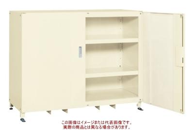 スーパージャンボ保管庫(スチール扉) SKS-156712MI【配送日時指定不可・個人宅不可】