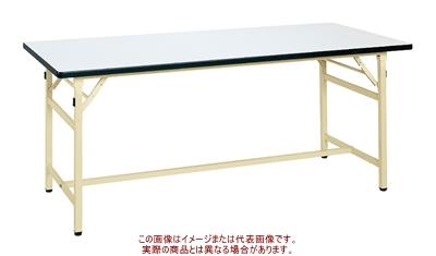 折りたたみ式軽量作業台 SO-189PIW【配送日時指定不可・個人宅不可】