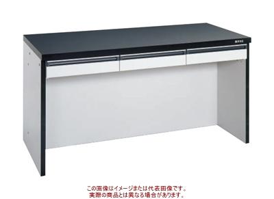 サイド実験台(オープンタイプ・引出し付) STA-12K【配送日時指定不可・個人宅不可】