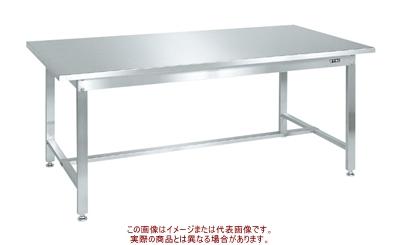 ステンレス作業台 H740mm(SUS304) SUS3-189N【配送日時指定不可・個人宅不可】