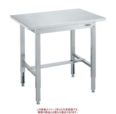 ステンレス高さ調整作業台(SUS430) SUT4-096N【配送日時指定不可・個人宅不可】