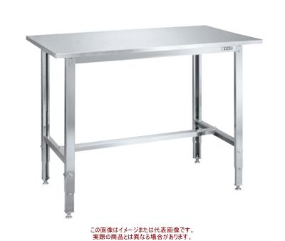 【国内正規品】 ステンレス高さ調整作業台(SUS430) SUT4−157LCN【配送日時指定・個人宅】:工具箱 店-DIY・工具