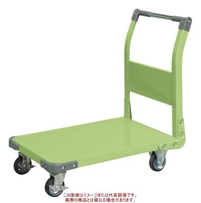 特製四輪車(固定ハンドルタイプ) TAN-33【配送日時指定不可・個人宅不可】