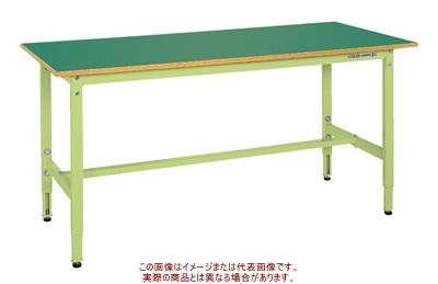 サカエ 軽量高さ調整作業台TCKタイプ TCK-157F【代引不可・配送時間指定不可・個人宅不可】