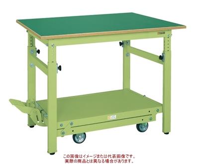 ペダル昇降移動式作業台TKKタイプ TKK-127FPD【配送日時指定不可・個人宅不可】