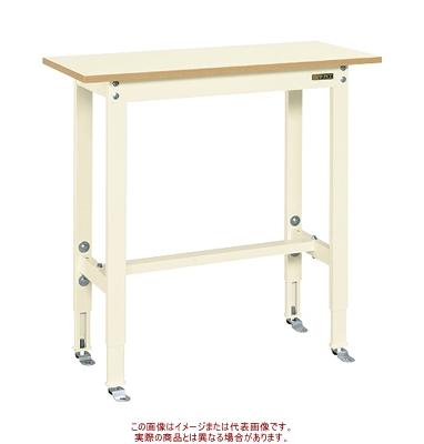 軽量高さ調整作業台TKK8タイプ TKK8-154PKI【配送日時指定不可・個人宅不可】
