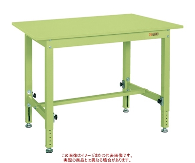 中量高さ調整作業台TKTタイプ TKT-127S【配送日時指定不可・個人宅不可】