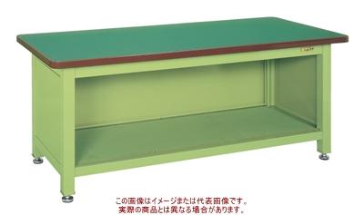 超重量作業台Wタイプ(背・側板付) WF-189P【配送日時指定不可・個人宅不可】