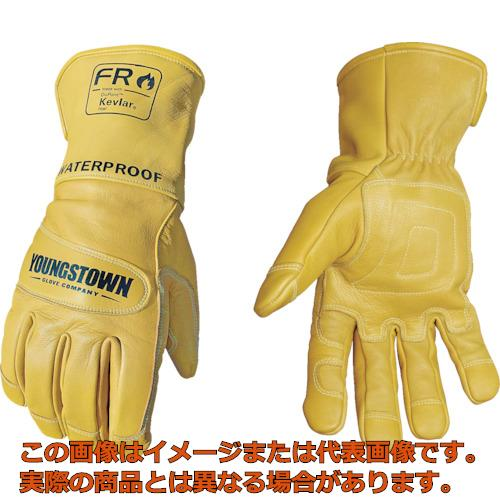 YOUNGST 革手袋 FRウォータープルーフレザー ケブラー(R) M 11328560M
