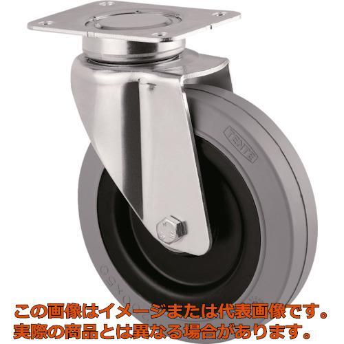 テンテキャスター 重荷重用高性能旋回キャスター(牽引・時速15キロ以下まで対応・メンテナンスフリー) 3640SFP160P63