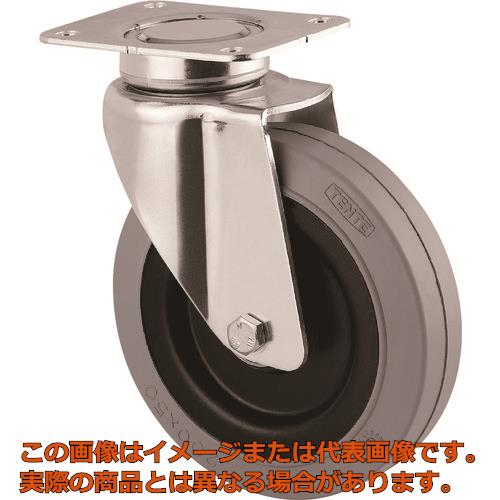 テンテキャスター 重荷重用高性能旋回キャスター(牽引・時速15キロ以下まで対応・メンテナンスフリー) 3640SFP200P63