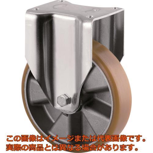 テンテキャスター 重荷重用高性能旋回キャスター(ウレタン車輪・メンテナンスフリー) 3648ITP125P63CONVEX