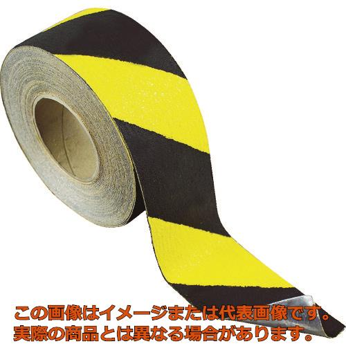 HESKINS アンチスリップテープ Conformable 50×18.3m 黄色/黒 3406005000060DUA