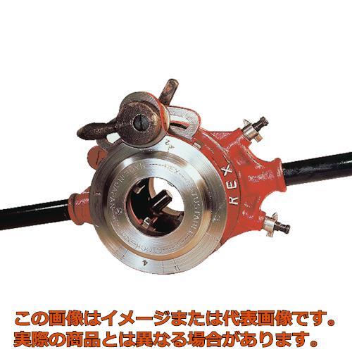 REX ラチェット式オスタ型パイプねじ切り器 112R 112R