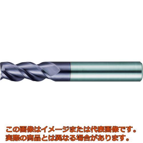 グーリング 強ねじれスクエアエンドミル(3枚刃) 3636020.000