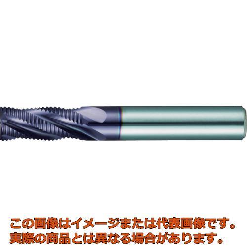 グーリング ラフィングエンドミル(4枚刃) 3723008.000