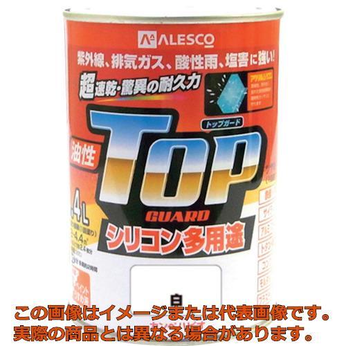 業務用 オレンジブック掲載商品 KANSAI 受賞店 カンペ 値引き 油性トップガード0.4L白 1190014