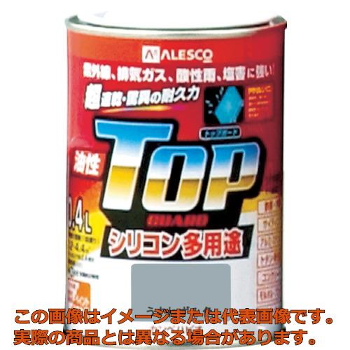 人気急上昇 業務用 情熱セール オレンジブック掲載商品 KANSAI 1190174 油性トップガード0.4Lうすねずみ色 カンペ