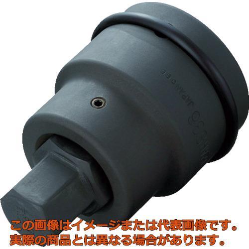 TONE インパクト用ヘキサゴンソケット(差替式) 12AH41H
